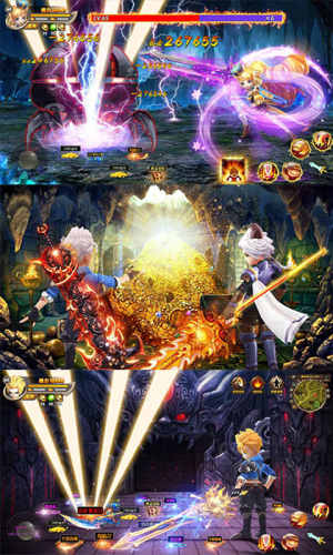 梦幻仙境-无限送充版游戏截图3